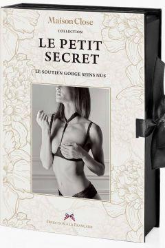 LE PETIT SECRET (Gift box) soutien gorge seins nus